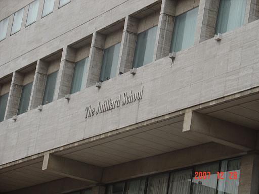 全美音乐学院第1名——朱利亚音乐学院