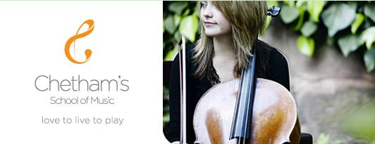 英国切萨姆音乐高中Chetham's School of Music